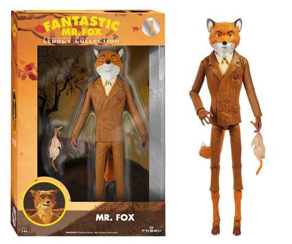 Mr fox funko legacy