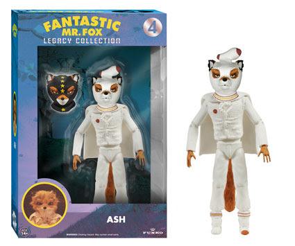 Mr fox funko legacy ash