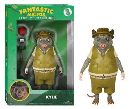 Mr fox funko legacy kyle
