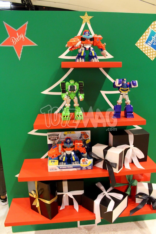 Noel2014 Hasbro transformers