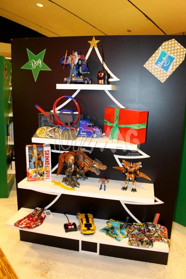 Noel 2014 Hasbro transformers