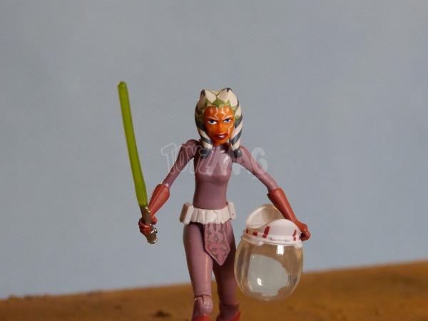 Star Wars TCW Hasbro Ahsoka Tano 5