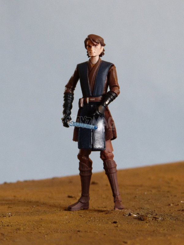Star Wars TCW Hasbro Anakin 2013 1