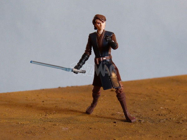 Star Wars TCW Hasbro Anakin 2013 4