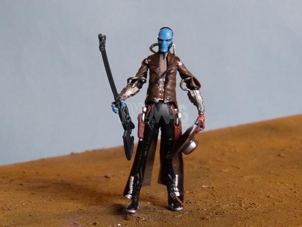 Star Wars TCW Hasbro cad bane 5