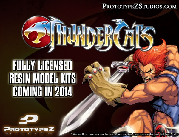 Thundercats-Model-Kits-PrototypeZ
