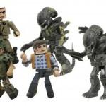 Les Minimates Aliens (Single Boxed Figures) arrivent
