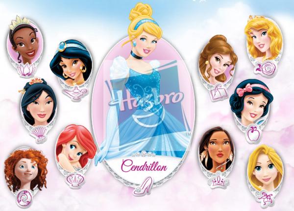 disney princesses et hasbro
