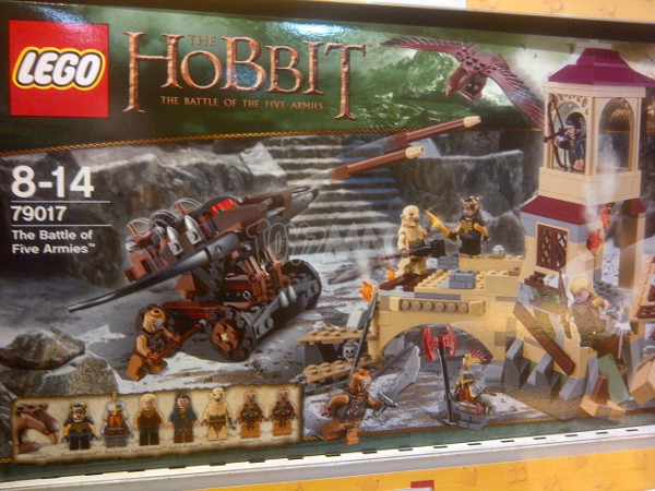dispo en france hobbit star wars 5