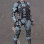 Max Factory dévoile sa Figma de Solid Snake
