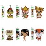 Des Pop! Le livre de la Jungle et Robin des Bois
