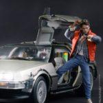 Retour vers le futur : DeLorean Time Machine par Hot Toys