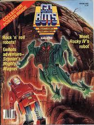 Gobots Magazine