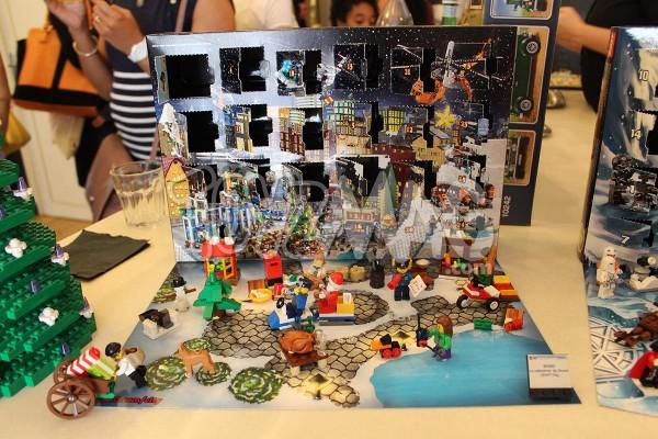 LEGO calendrier de l'avent 2014