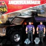 Instant Vintage  Jackhammer M.A.S.K (Kenner 1985)