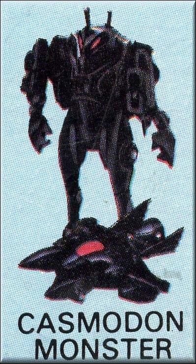 Cosmodon catalogue (Cardback également)