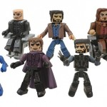 Marvel Minimates : double dose de X-Men cette semaine !