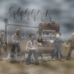 Mega Bloks Call of Duty : Zombie Outbreak – Foule de morts vivants