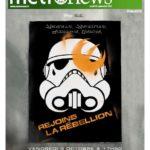 Star Wars Rebels chez Metronews