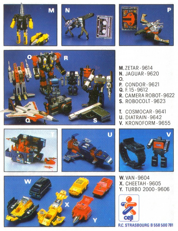 Catalogue Ceji Diaclone
