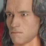 Un tête pour Conan le Barbare au format 12″