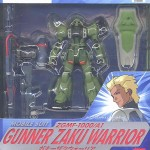Review – Gundam MSIA – Les Zaku