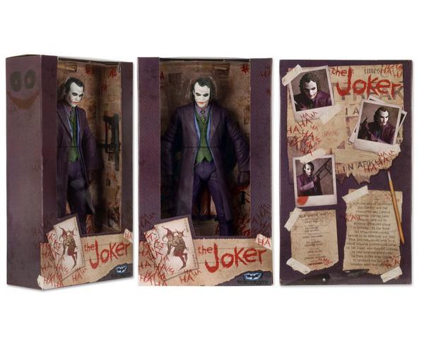 neca joker quarter scale