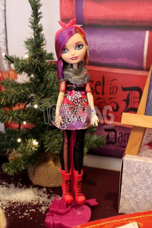 noel2014 Mattel Ever After High Holly O'Hair / Poppy O'Hair