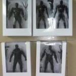 Robocop Vs Terminator : packaging design par NECA