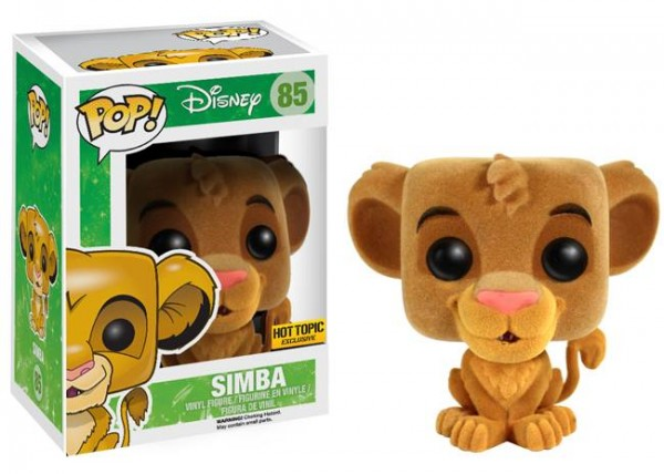 simba lion king exclu funko