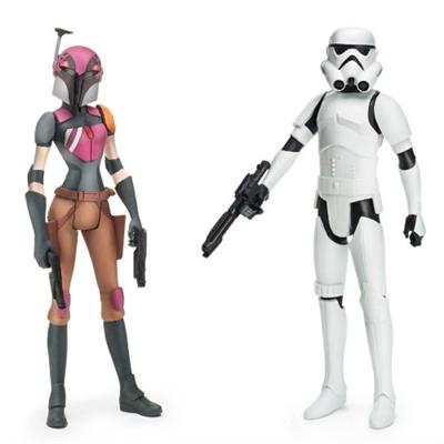 star wars rebels sabine stormtrooper