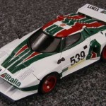 Review - Transformers - MP-20 Wheeljack
