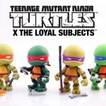 Tortues Ninja, la série 1 Action Vinyl bientôt disponible