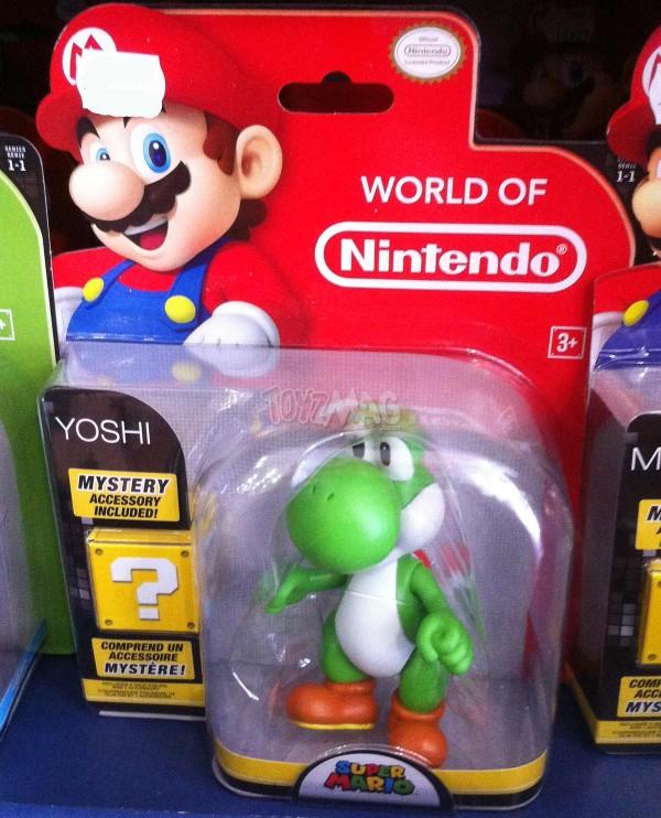 world of nintendo jakks Yoshi