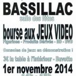 Les Grands Z'enfants organisent une bourse aux Jeux Vidéos le 1er novembre 2014