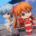 Evangelion Racing, 2 nouvelles Nendoroid