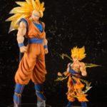 Son Goku SSJ3  FiguartsZero EX les images officielles