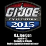 GI.Joe Con 2015 est annoncée!