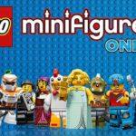 LEGO Minifigures Online disponible en Français