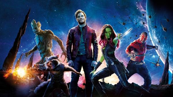 Les Gardiens de la Galaxie Marvel