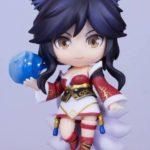 Nendoroid Ahri League Of Legends les photos officielles