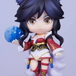 Nendoroid Ahri League Of Legends les photos officielles