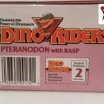 Instant Vintage Ptéranodon et Rasp Dino - Riders (Tyco 1987)