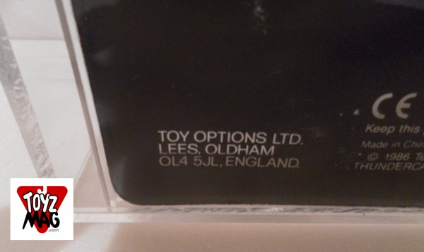 Copyright Toy Options