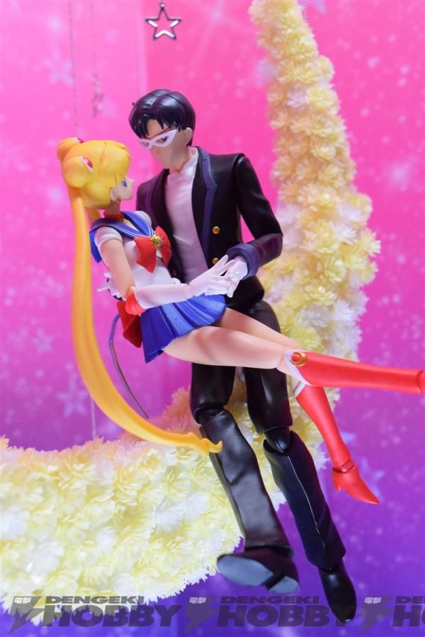 S.H.Figuarts Sailor Moon Tuxedo Mask