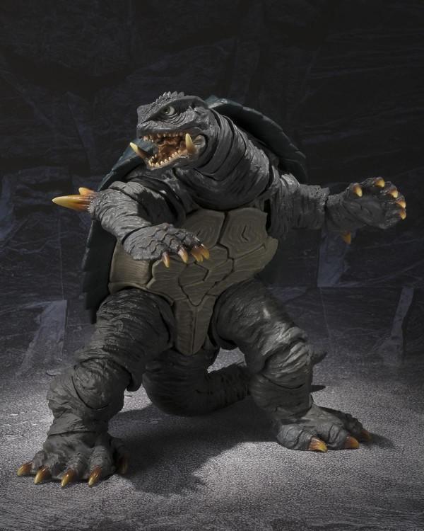 S.H.MonsterArts Gamera