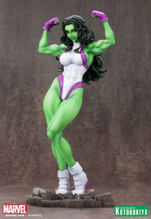 She-Hulk Bishoujo
