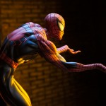 Sideshow Spiderman Classic Polystone 002