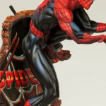 Sideshow Spiderman Classic Polystone 003