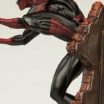 Sideshow Spiderman Classic Polystone 004